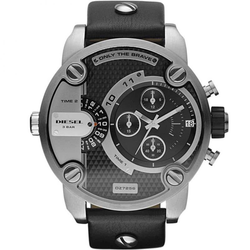 Mens Diesel Little Daddy Chronograph Watch