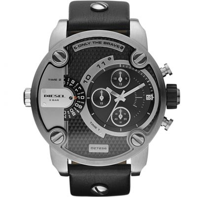Mens Diesel Little Daddy Chronograph Watch DZ7256