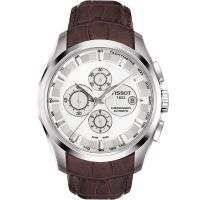 Mens Tissot Couturier Automatic Chronograph Watch