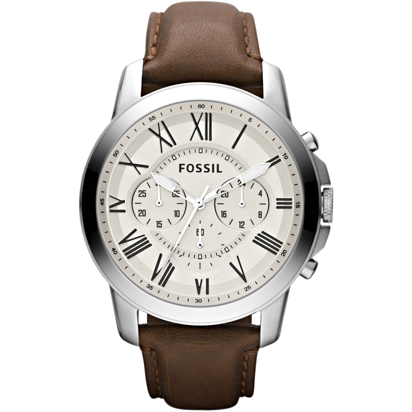 fac4d8d96f66 Gents Fossil Grant Chronograph Watch (FS4735)