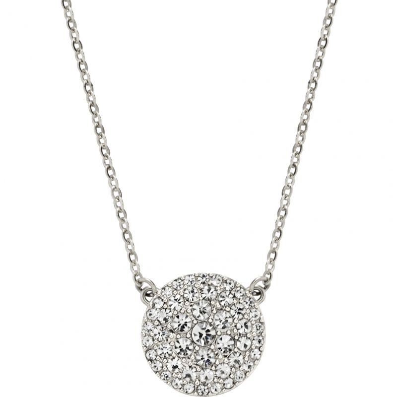 Ladies Fossil Stainless Steel Necklace JF00138040