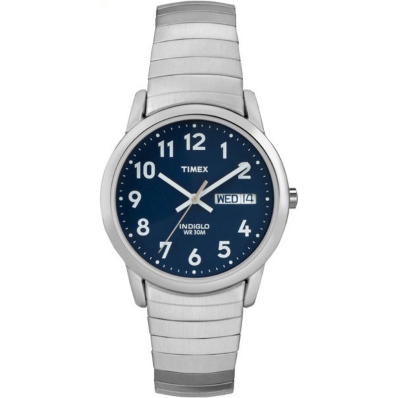 Mens Timex Indiglo Easy Reader Watch T20031