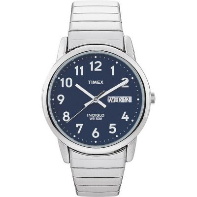 Timex Classic Easy Reader Herrenuhr in Silber T20031