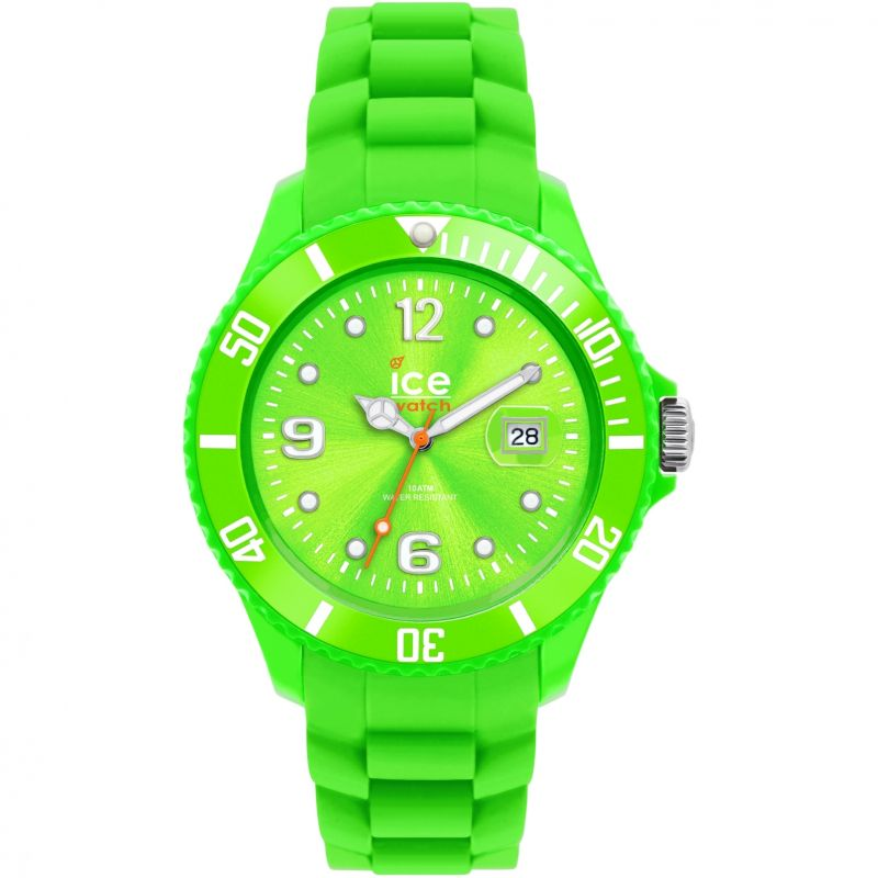 Ladies Ice-Watch Sili - green small Watch 000126