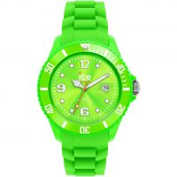 Ladies Ice-Watch Sili - green small Watch