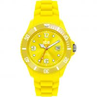 Big Ice-Watch Sili - yellow big Watch