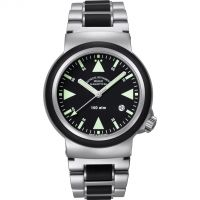 Mens Muhle Glashutte SAR Rescue Timer Automatic Watch M1-41-03-MB
