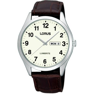 Mens Lorus Lumibrite Watch RJ645AX9