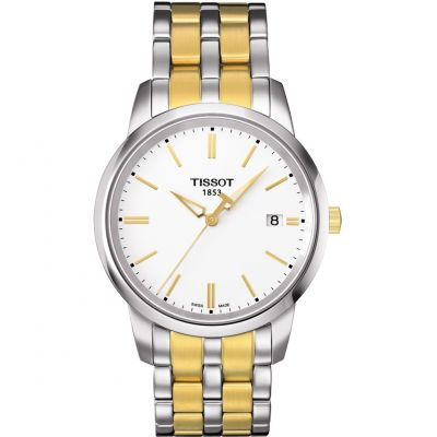 Tissot Classic Dream Herenhorloge Tweetonig T0334102201101
