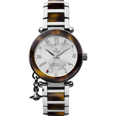 Ladies Vivienne Westwood Orb Watch VV006SLBR