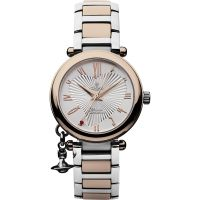 Ladies Vivienne Westwood Orb Watch VV006RSSL