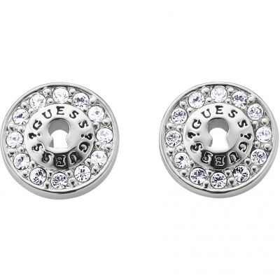Guess Dam Earrings Rodiumpläterad UBE71206