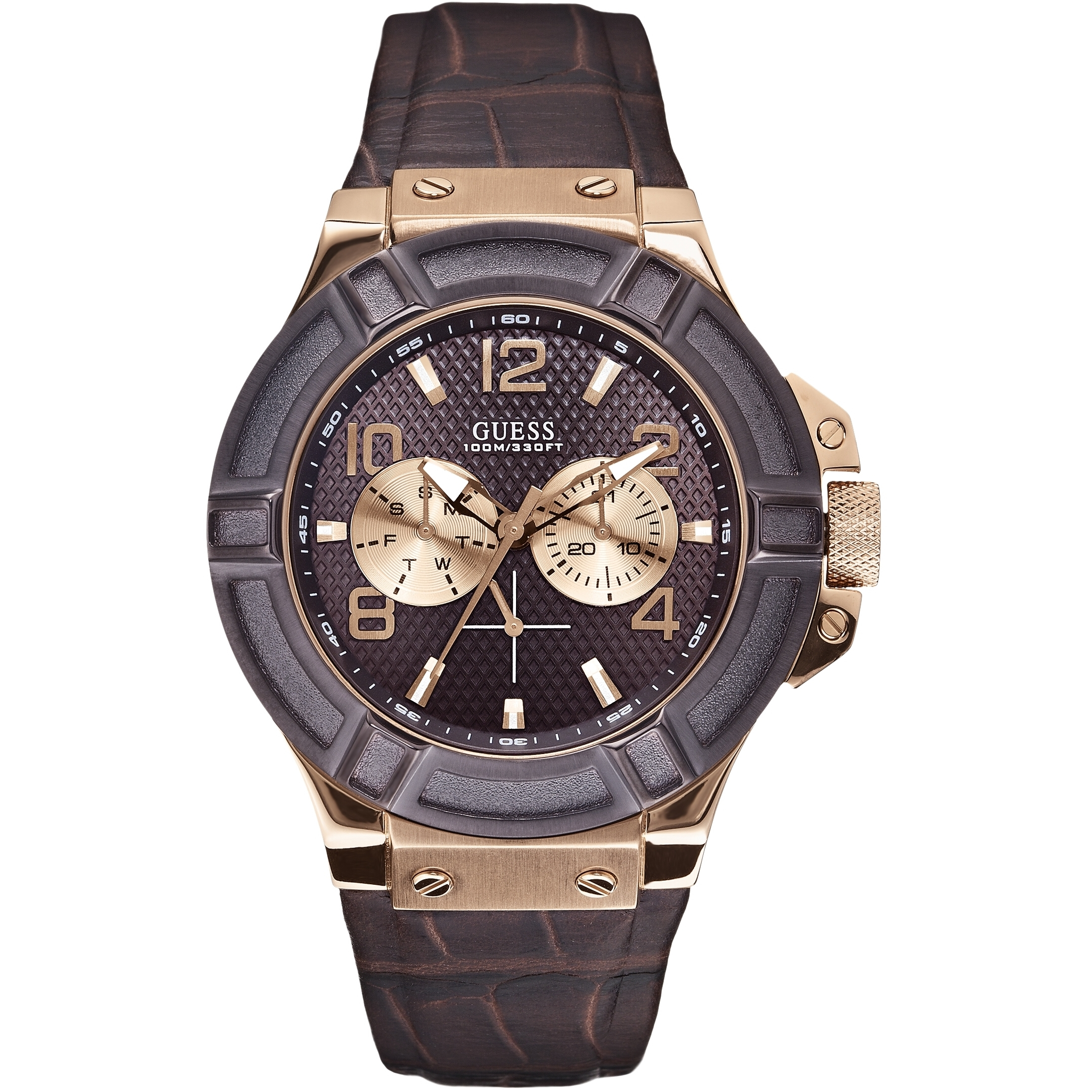 Gents Guess Rigor Watch (W0040G3)  cb50f30d03b