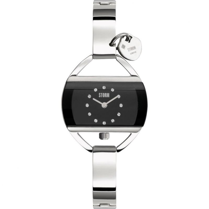 Ladies STORM Temptress Charm Black Watch 47013/BK