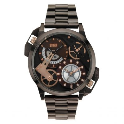 Mens STORM Dualon Watch 47135/BR