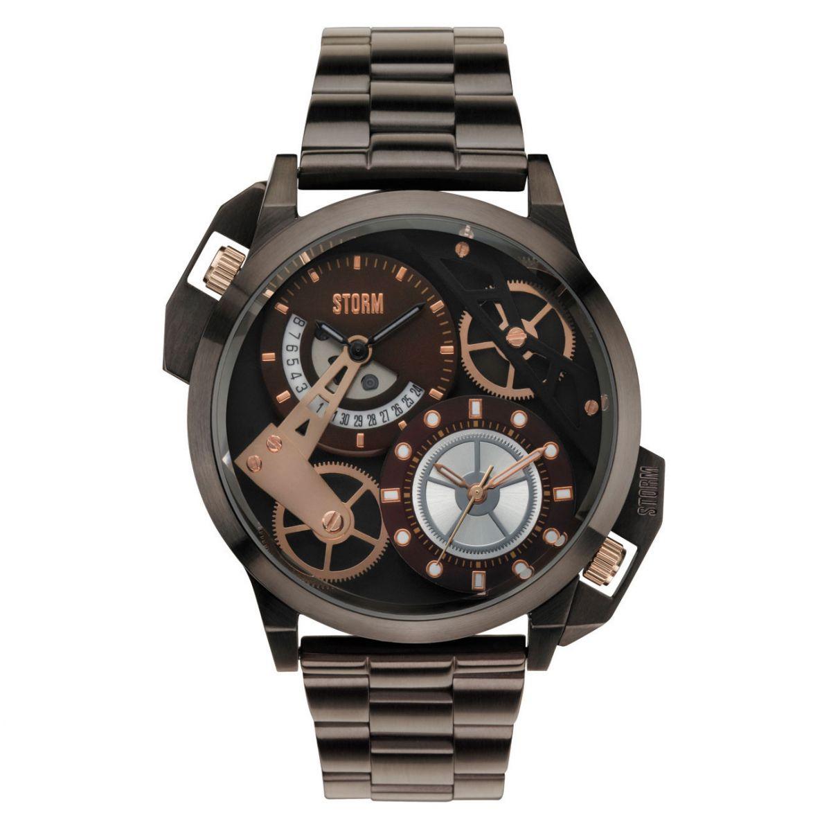 gents dualon 47135 br watchshop