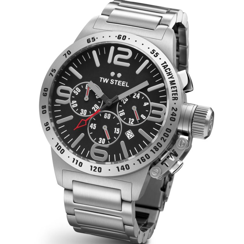 Unisex TW Steel Canteen Chronograph 40mm Watch