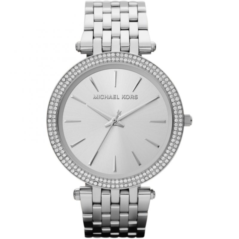 Michael Kors Darci Watch Silver MK3190