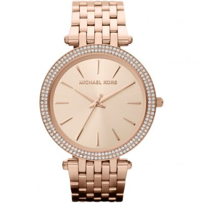 Michael Kors Darci Watch Rose Gold MK3192