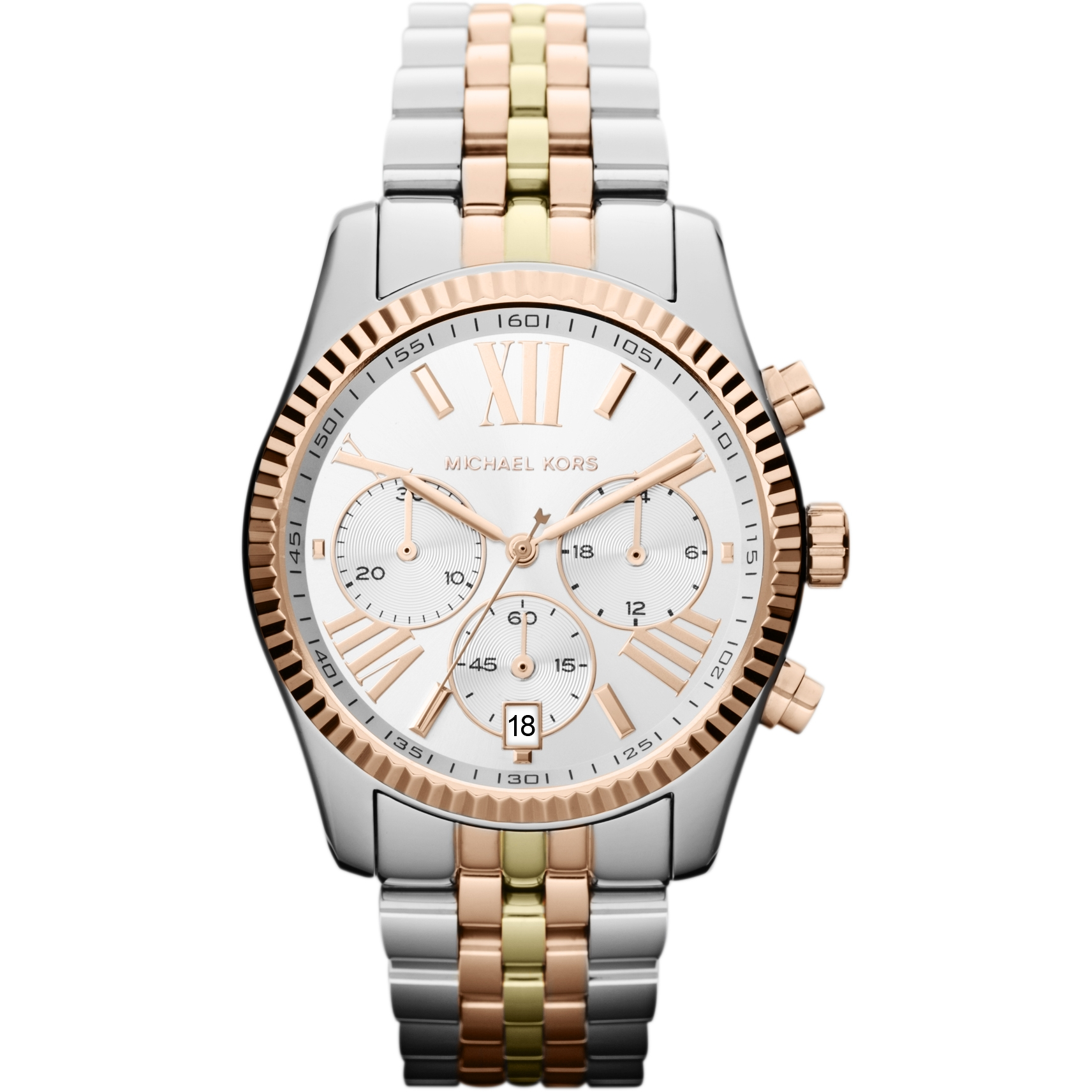 d1dbd8213f49 Ladies Michael Kors Lexington Chronograph Watch (MK5735)