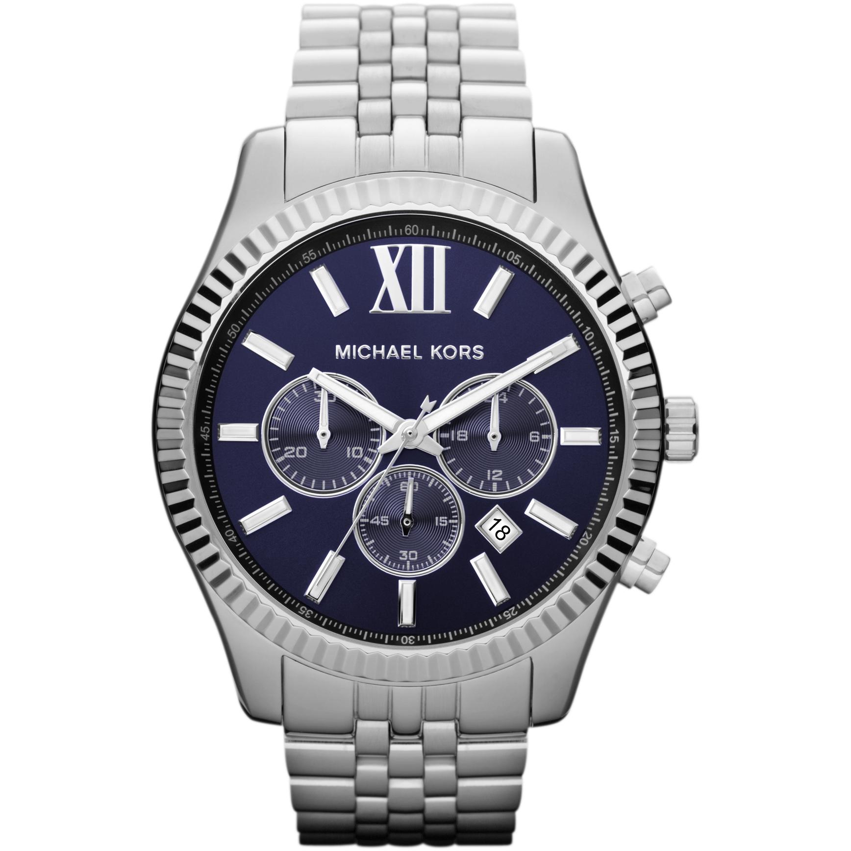 c723ebed8 Gents Michael Kors Lexington Chronograph Watch (MK8280) | WatchShop.com™