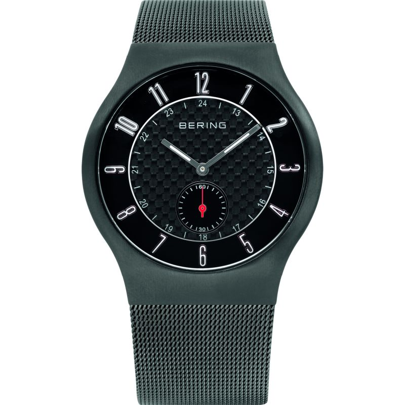 Mens Bering Radio Controlled Watch