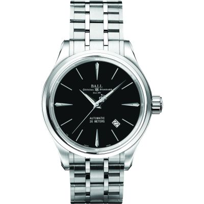 Mens Ball Trainmaster Legend Automatic Watch NM3080D-SJ-BK