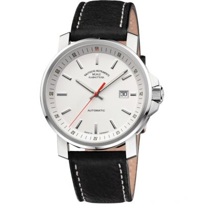 Mens Muhle Glashutte 29er Big Automatic Watch M1-25-31-LB