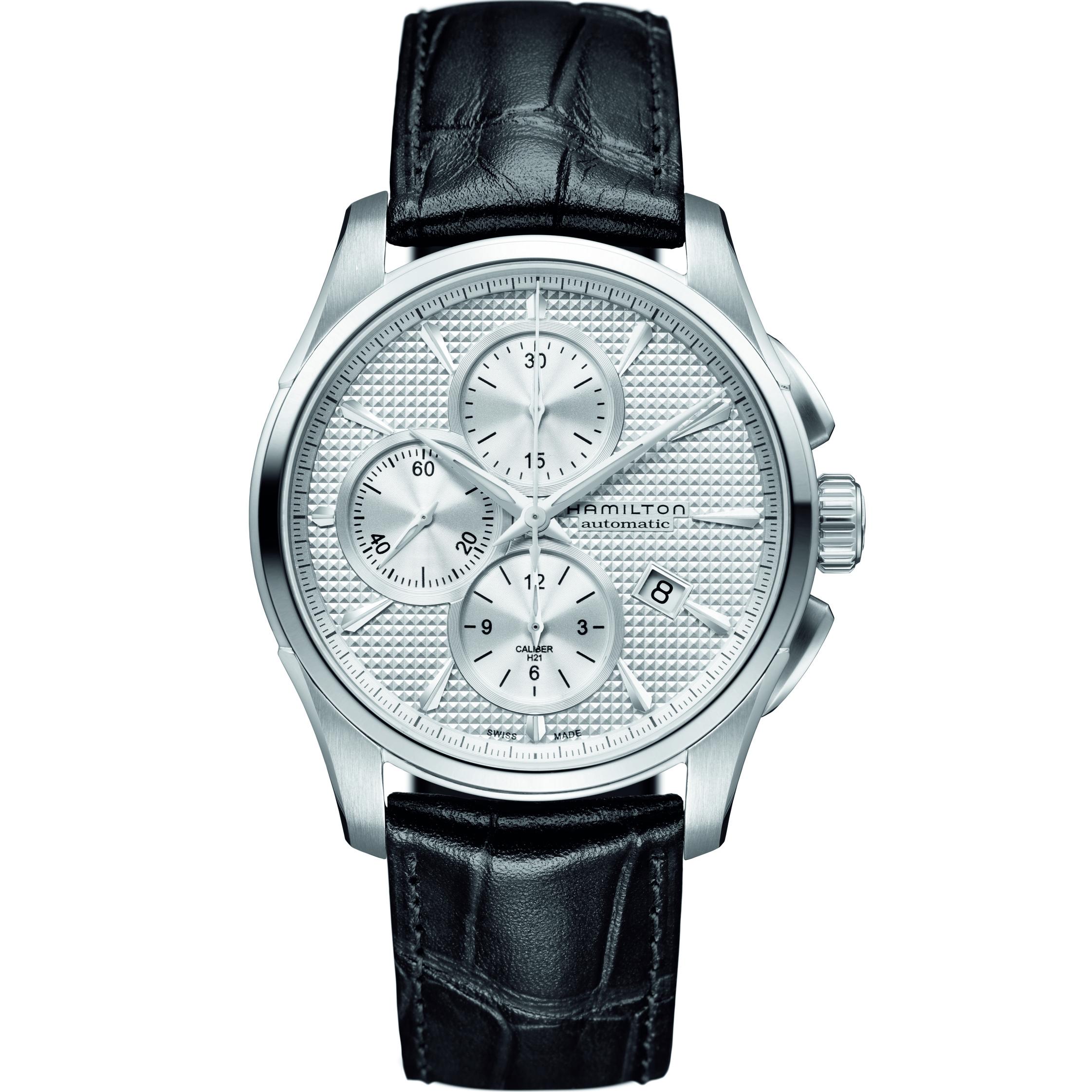 61a0d4bd3 Gents Hamilton Jazzmaster Chronograph Watch (H32596751)   WatchShop.com™