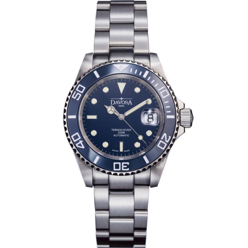 Mens Davosa Ternos Ceramic Automatic Watch