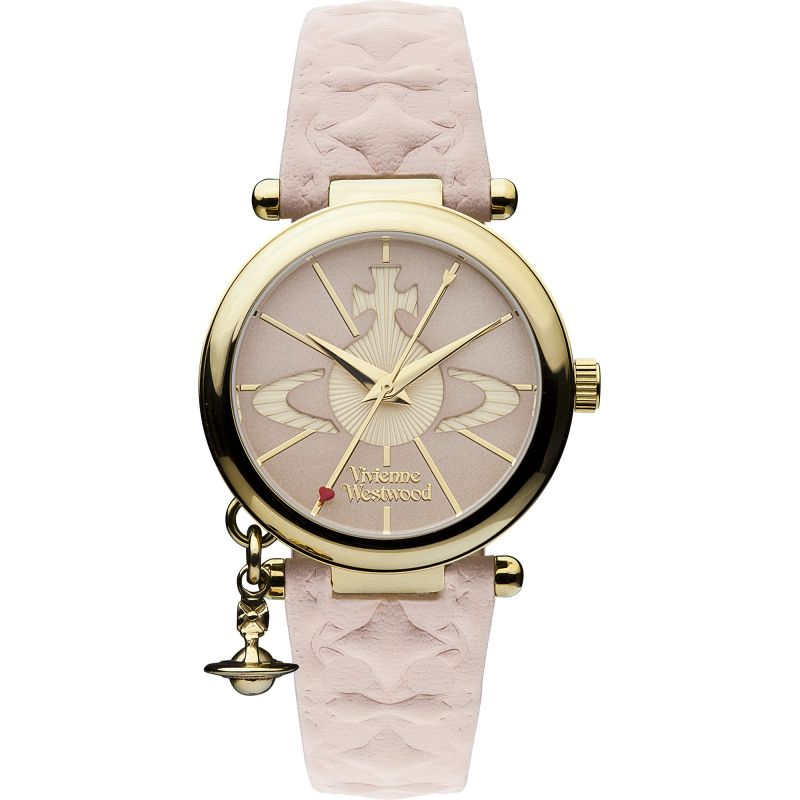 Ladies Vivienne Westwood Orb II Watch VV006PKPK