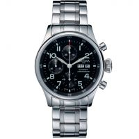Mens Davosa Pilot Automatic Chronograph Watch