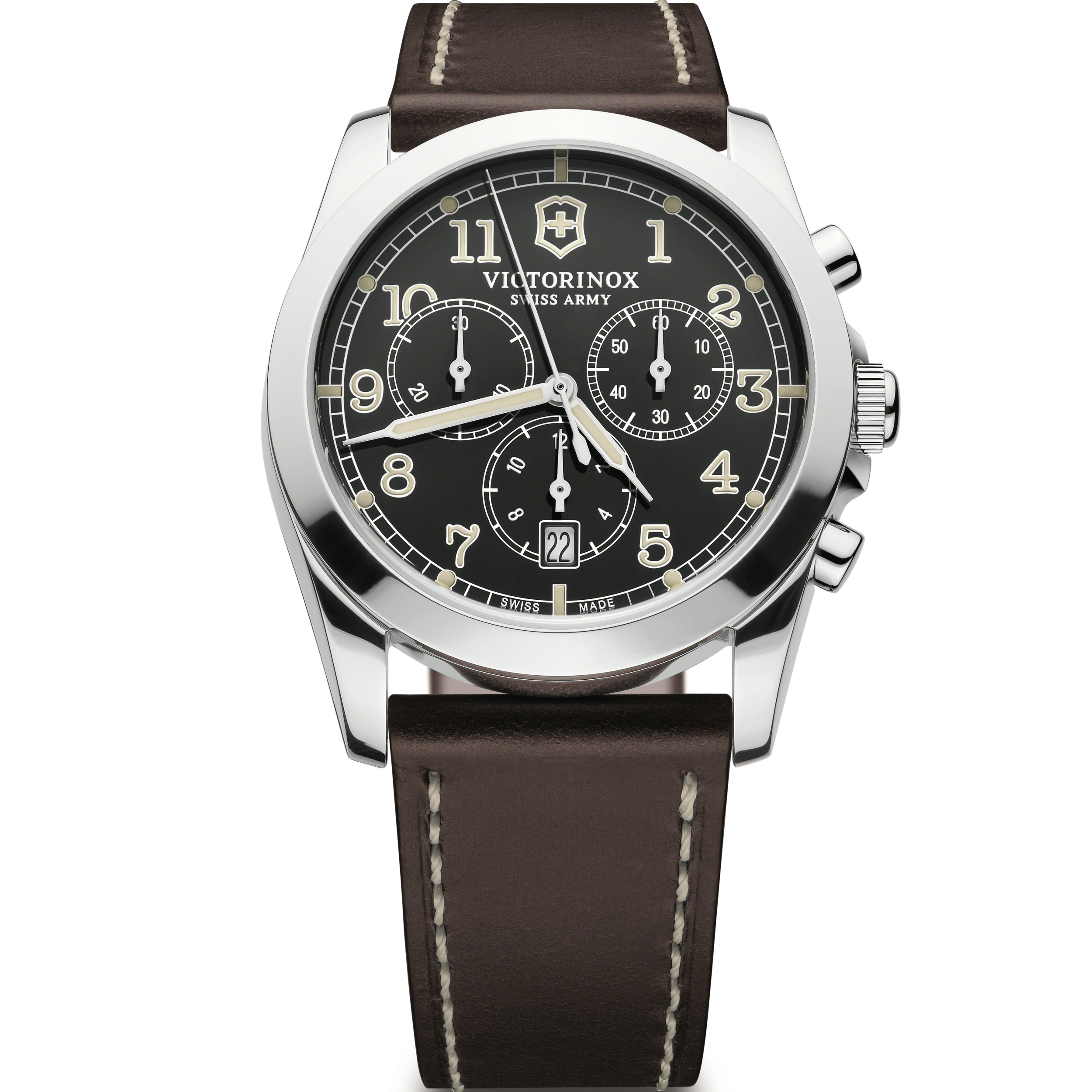 Gents Victorinox Swiss Army Infantry Chronograph Watch (241567 ... 8798ac40cd