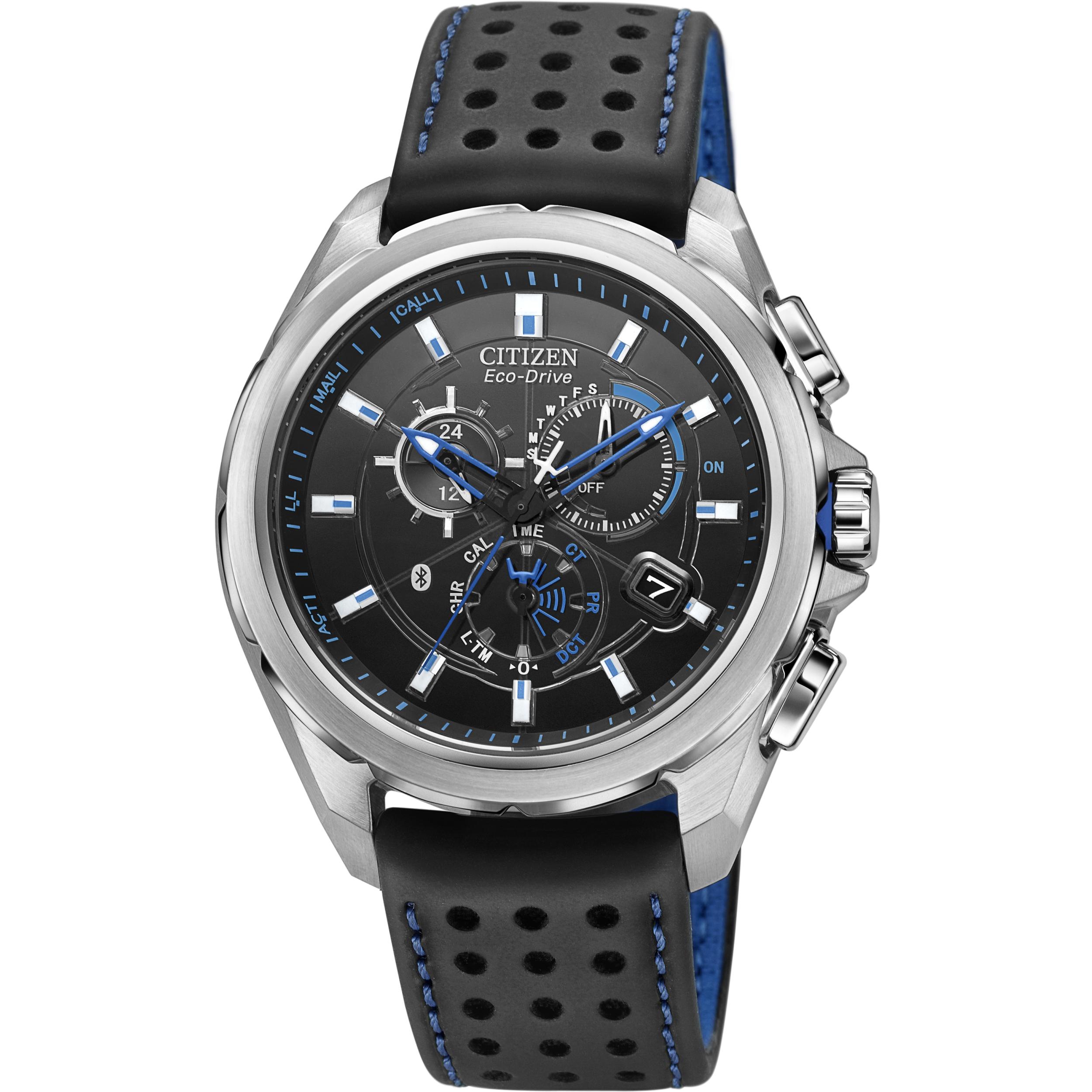gents citizen proximity bluetooth chronograph watch at7030 05e rh watchshop com citizen proximity w760 manual citizen eco drive w760 manual