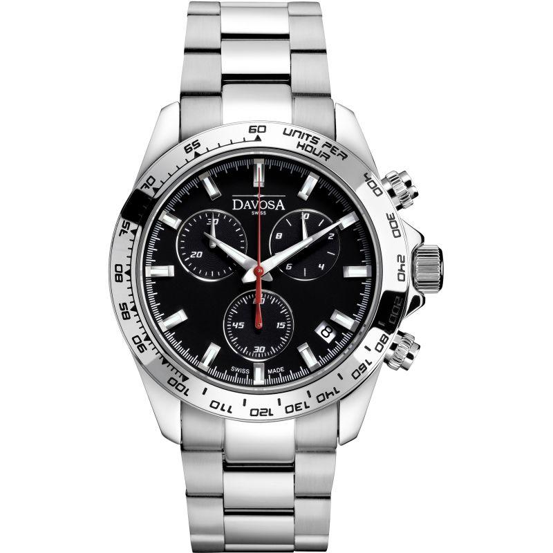 Mens Davosa Speedline Chronograph Watch