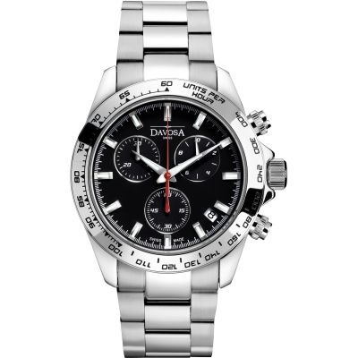 Mens Davosa Speedline Chronograph Watch 16347055