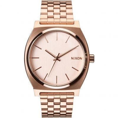 Nixon The Time Teller Damklocka Rosa A045-897