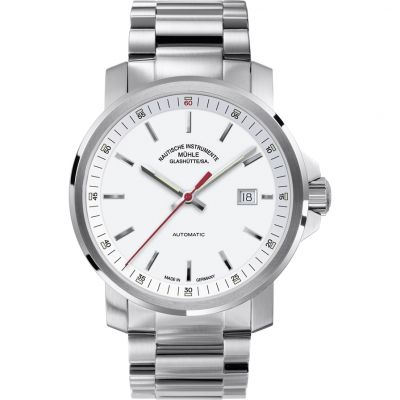 Mens Muhle Glashutte 29er Big Automatic Watch M1-25-31-MB