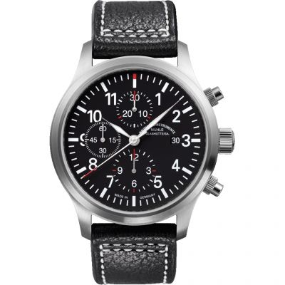 Mens Muhle Glashutte Terrasport I Chronograph Automatic Chronograph Watch M1-37-74-LB