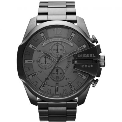 Diesel Chief Herrenchronograph in Grau DZ4282