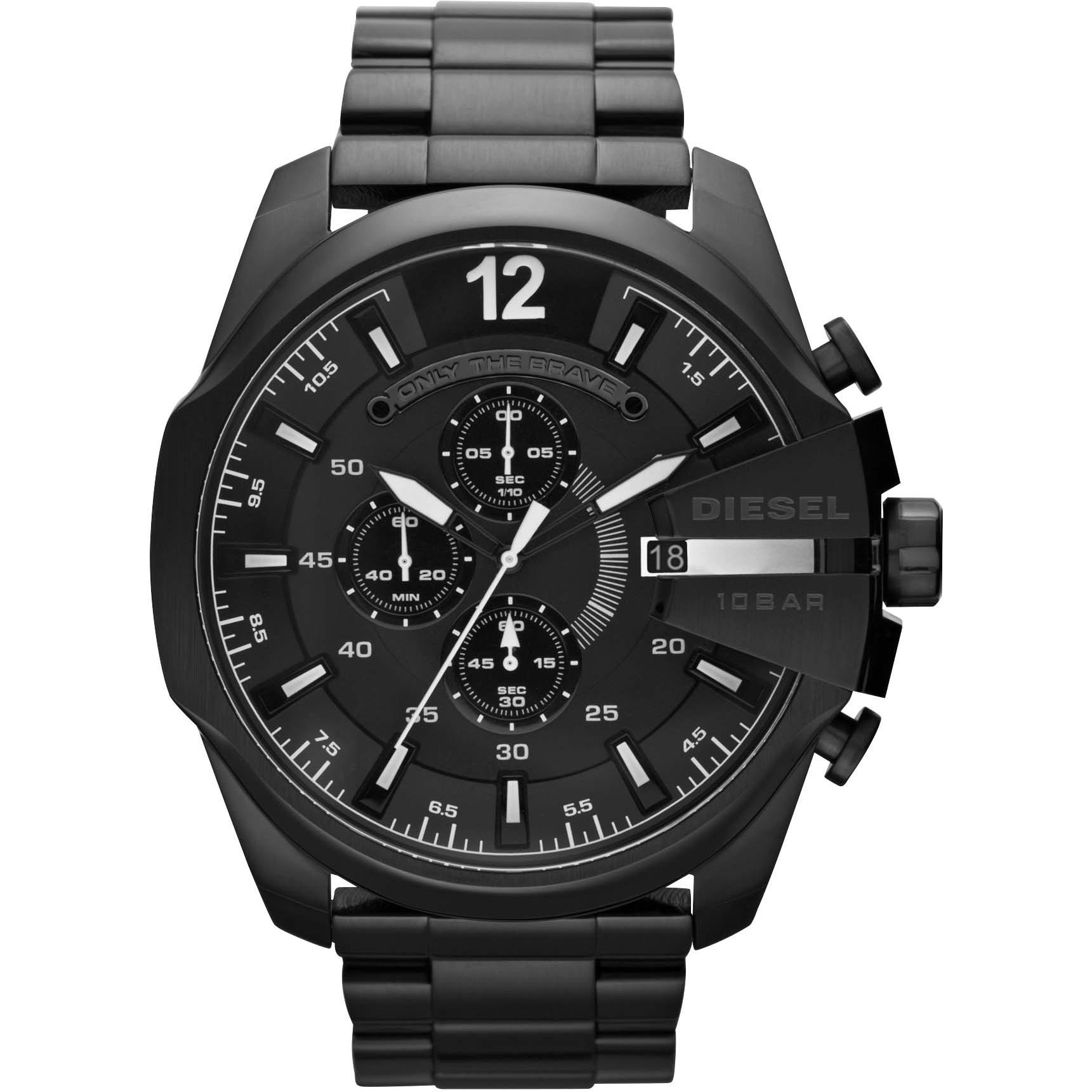 02367caaf779 Gents Diesel Mega Chief Chronograph Watch (DZ4283)
