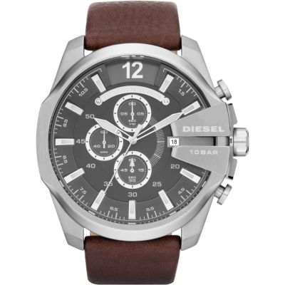 Diesel Chief Herrenchronograph in Braun DZ4290