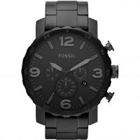 Mens Fossil Nate Chronograph Watch JR1401