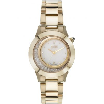 Ladies STORM BLACK Made In England Sentini Watch SENTINI-GOLD