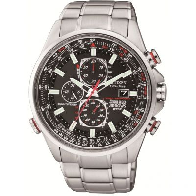 Reloj Cronógrafo para Hombre Citizen Red Arrows A-T AT8060-50E