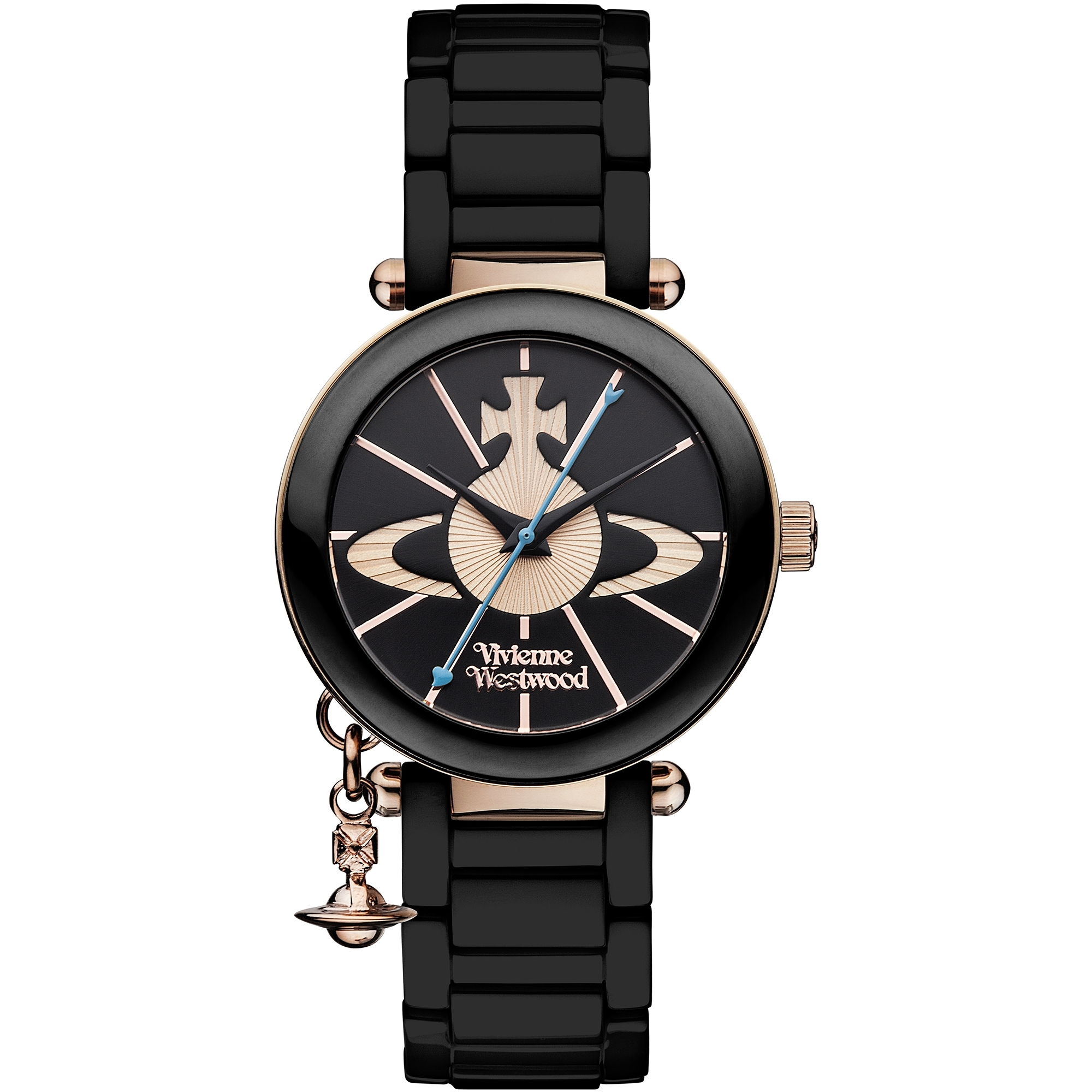 c8ab108d7f2 Ladies Vivienne Westwood Kensington Watch (VV067RSBK) | WatchShop.com™