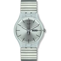 Unisex Swatch Resolution Small Watch SUOK700B