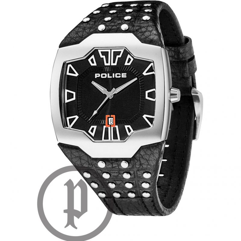 Mens Police Beast Watch 13634JS/02