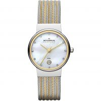 Ladies Skagen Ancher Watch 355SSGS