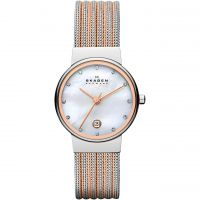 Ladies Skagen Ancher Watch 355SSRS